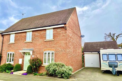 4 bedroom detached house for sale - Masefield Drive, Earl Shilton