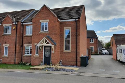3 bedroom semi-detached house for sale - Frome Gardens, Bingham