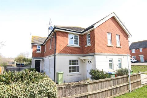 2 bedroom end of terrace house to rent - Flint Way, Peacehaven