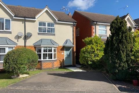 3 bedroom semi-detached house for sale - Miles Close, Raunds, Wellingborough, NN9