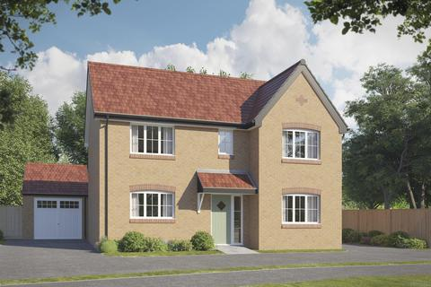 4 bedroom detached house for sale - Plot 5, The Milliner at Cotton Woods, Sheraton Park, Preston PR2