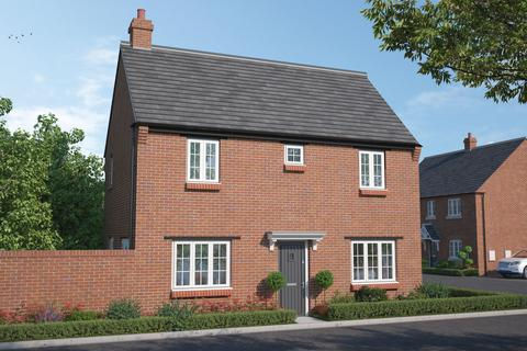 3 bedroom detached house for sale - Plot 44, The Lichfield at Farriers Court, Burcote Road, Towcester NN12