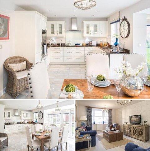 4 bedroom detached house for sale - Plot 118, Holden at Tarka Ridge, West Yelland, Yelland, BARNSTAPLE EX31