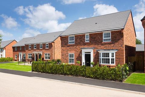 4 bedroom detached house for sale - Plot 12, Bradgate at Galloway Grange, Dixon Drive, Chelford, MACCLESFIELD SK11