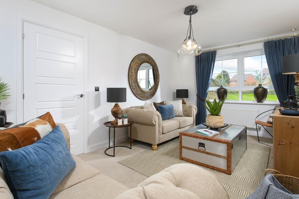 Fircroft 6 bed home lounge