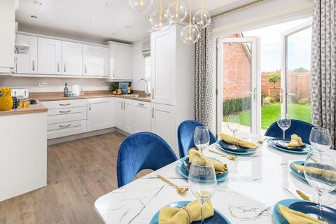 3 bedroom end of terrace house for sale - Plot 36, Moresby at Beeston Quarter, Technology Drive, Beeston, NOTTINGHAM NG9