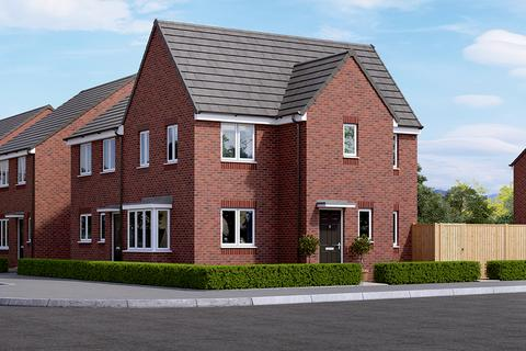 3 bedroom house for sale - Plot 58, The Windsor at The Docklands, Birkenhead, Ilchester Road, Birkenhead  CH41