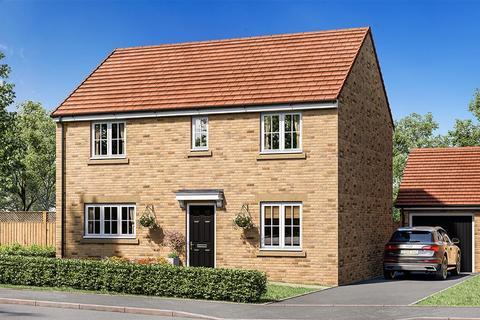 4 bedroom house for sale - Plot 17, Belmont at Capella, Scarborough, Off Westway, Scarborough YO11