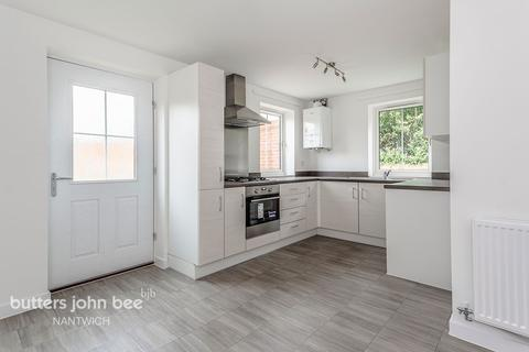 3 bedroom semi-detached house for sale - Marston Moor Close, Nantwich