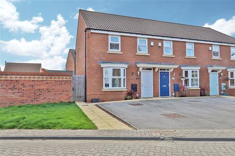 3 bedroom end of terrace house for sale - Elthorne Park, Kingswood, Hull, HU7
