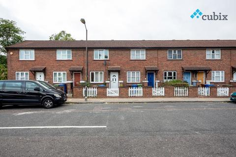 1 bedroom terraced house to rent - Bramcote Grove, London SE16