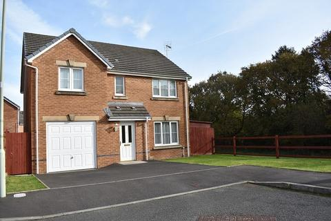 4 bedroom detached house for sale - Ffordd Antwn , Tondu, Bridgend. CF32 9GD