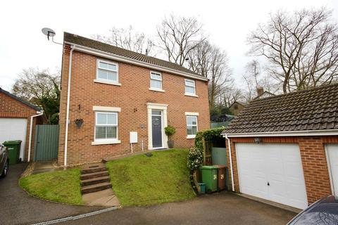 4 bedroom detached house for sale - Cwm Braenar, Pontllanfraith, Blackwood