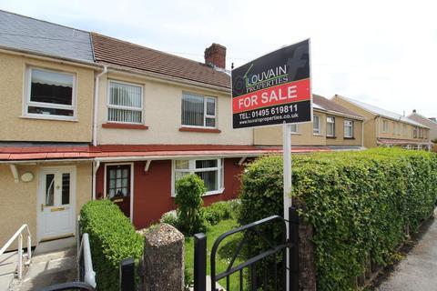 4 bedroom terraced house for sale - Pembroke Street, Tredegar