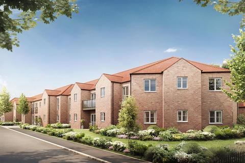 1 bedroom ground floor flat for sale - Brigg Court, Chantry Gardens, Filey, YO14 9FB