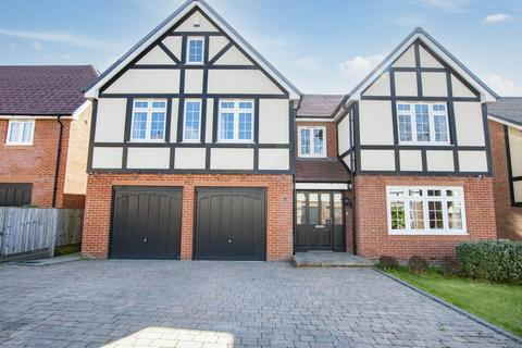5 bedroom detached house for sale - Patterdale Grove, Wickersley