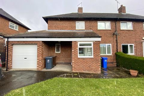 3 bedroom semi-detached house to rent - Ravenscroft Drive, Sheffield
