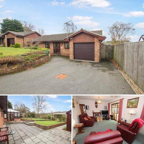 3 bedroom detached bungalow for sale - Cuckoo Drive, Heathfield