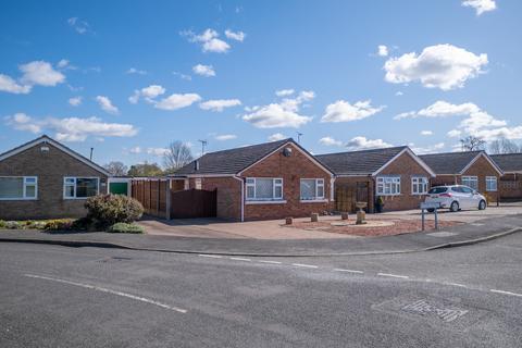 3 bedroom detached bungalow for sale - Sutton Close, Hinckley