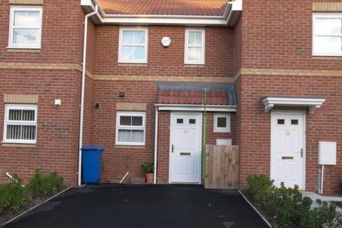 2 bedroom terraced house for sale - Parkside Gardens, Widdrington Station