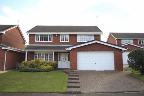 4 bedroom detached house for sale - TYRONE DRIVE, Bamford, Rochdale OL11 4BE