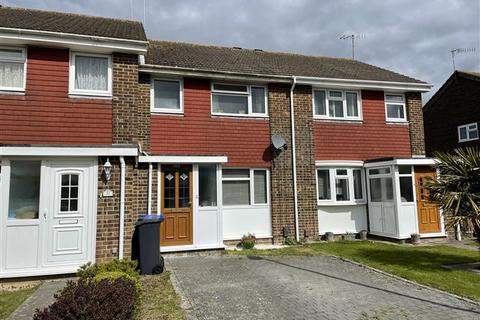 3 bedroom terraced house for sale - Edmonton Road, Worthing, West Sussex, BN13 2TB