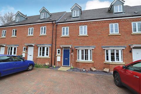 4 bedroom terraced house for sale - Temple Crescent, Oxley Park, Milton Keynes, Bucks, MK4