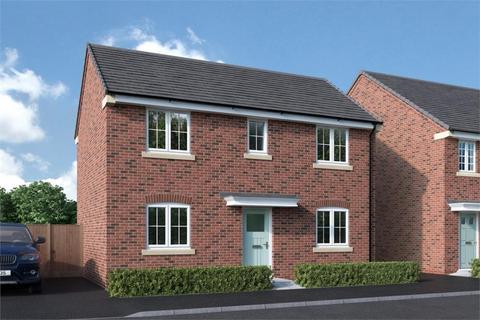 3 bedroom detached house for sale - Plot 131, Darwin at Turnstone Grange, Back Lane, Somerford CW12