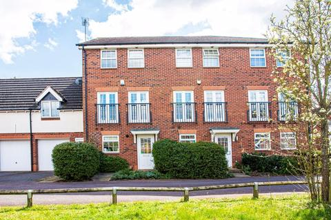3 bedroom end of terrace house for sale - Hunt Close, Radcliffe On Trent