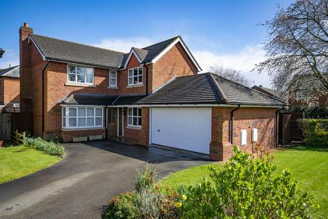 4 bedroom detached house for sale - St. Annes Drive, Morda, Oswestry