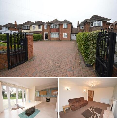 4 bedroom detached house for sale - Coleshill Road, Marston Green