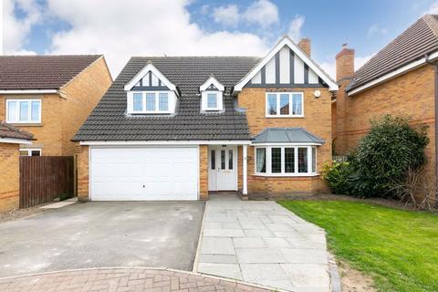 4 bedroom detached house for sale - Nicholson Court, Pocklington