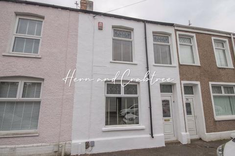 2 bedroom terraced house for sale - Ivy Street, Victoria Park, Cardiff