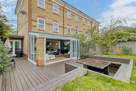 4 bedroom townhouse for sale - Tresilian Avenue, Winchmore Hill