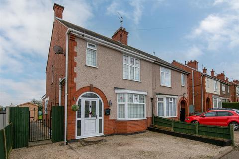 3 bedroom semi-detached house for sale - Flamville Road, Burbage