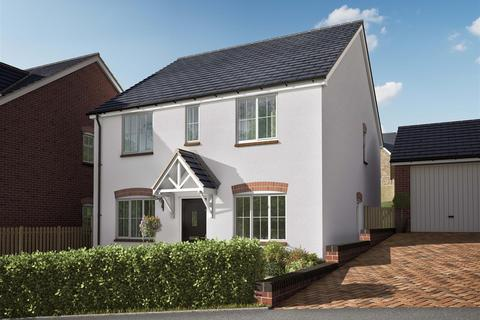 4 bedroom detached house for sale - Willow Walk, Lea, Ross-On-Wye