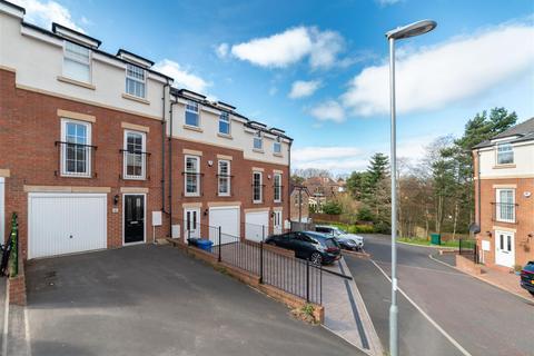 3 bedroom townhouse for sale - Loansdean Wood, Morpeth, NE61