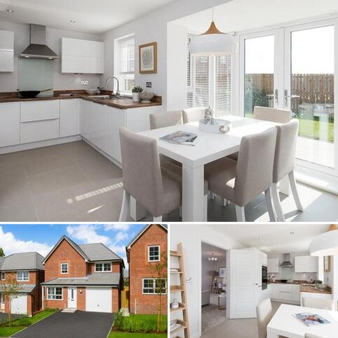 3 bedroom detached house for sale - Plot 17, Andover at Chapel Fields, Glebe Road, Loughor, SWANSEA SA4