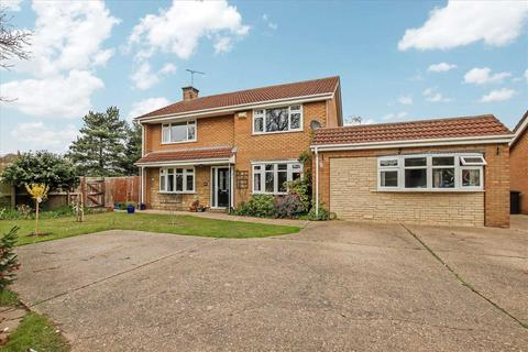 5 bedroom detached house for sale - Benson Close, Lincoln