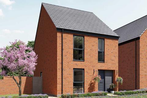 3 bedroom semi-detached house for sale - Plot 69, The Elmslie at Harrington Park, Harrington Lane, Pinhoe, Exeter, Devon EX4