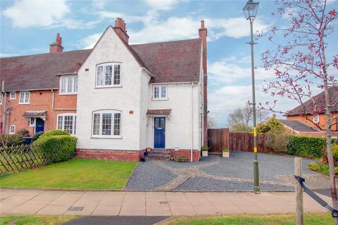 3 bedroom end of terrace house for sale - Kingsley Road, BOURNVILLE VILLAGE TRUST, Kings Norton, Birmingham, B30