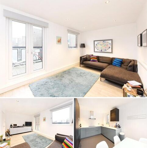 2 bedroom flat to rent - Hyperion House, 35 Arbery Road, London, E3