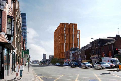 2 bedroom apartment to rent - Oxid House, Newton Street, Northern Quarter, M1