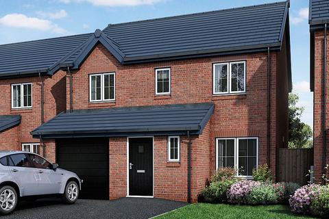 4 bedroom detached house for sale - Plot 20, The Worrall at Stubley Meadows, Stubley Meadows, New Road, Littleborough OL15