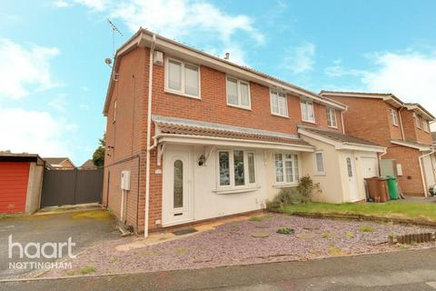 2 bedroom semi-detached house for sale - York Drive, Strelley