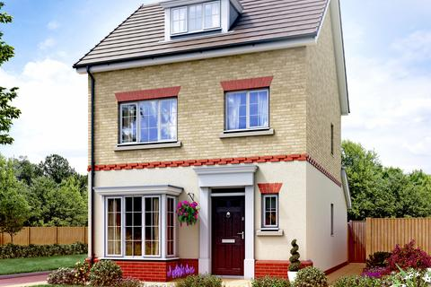 4 bedroom detached house for sale - Plot 12, The Hampton at Parc Derw, Abergele Road, Glan Y Don, Colwyn Bay LL29