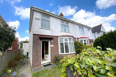 3 bedroom semi-detached house for sale - Crymlyn Road, Neath, Neath Port Talbot. SA10 6DY