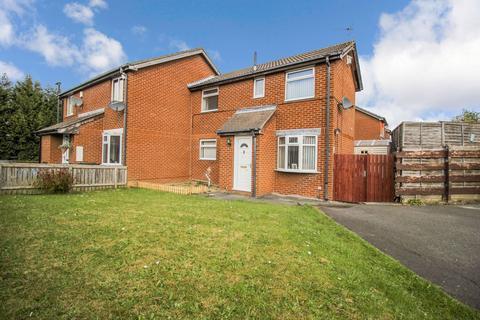 2 bedroom semi-detached house for sale - Meadow Rise, Meadow Rise, Newcastle upon Tyne, Tyne and Wear, NE5 4TR