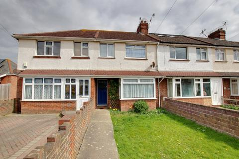 3 bedroom terraced house for sale - Dominion Road, Worthing, West Sussex, BN14
