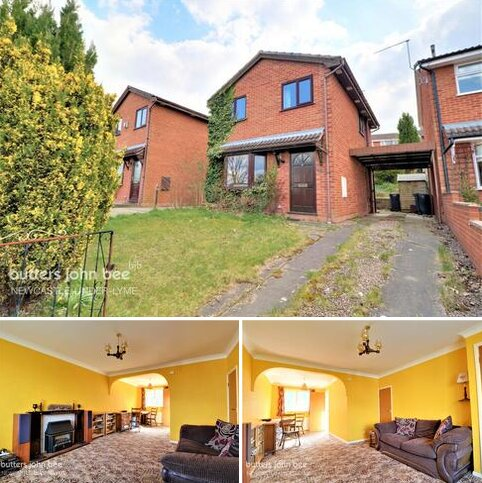 3 bedroom detached house for sale - Daleview Drive, Newcastle
